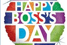 Bosses Rule!!! Bosses Day Oct 16th / gift suggestions for your Boss to show your appreciation.
