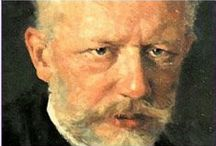 Tchaikovsky for Kids / Learn about Tchaikovsky with this Collection of Free Resources, including Biographies, Free Sheet Music, Worksheets, Videos, etc.  / by MakingMusicFun.net