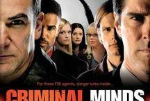 Criminal Minds / by Kate Barry