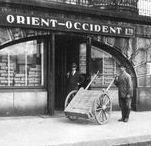 Lähes 100-vuotias Orient Occident / Orient Occidentin tarina alkoi vuonna 1919 pienestä varastosta ja konttorista Katajanokan Kanavakadulta. Yrityksen perusti Juhana Puputti, nykyisen toimitusjohtajan isoisänisä. Alkuvuosina tavaravalikoima käsitti enimmäkseen satulasepän tarvikkeita ja laajeni myöhemmin korkealaatuisiin sisustustuotteisiin.