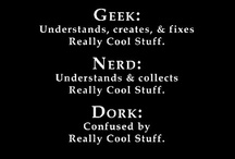 My Geek Slip is Showing / A place to relish in all the things that make my geeky heart happy.  I'd apologize for the amount of pins ... but I'm not sorry. ^_^ / by Meghan