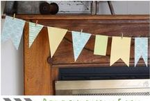 Parties / Fun decorations and ideas for fabulous parties. / by Hey, Let's Make Stuff {Cori George}