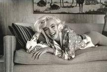 Marilyn / by Allison Dent