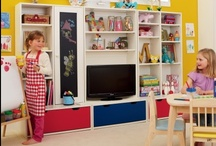 The Perfect Playroom  / Including clever storage and study solutions, plus lots of great furniture for lounging around. Perfect additions to the perfect playroom, brought to you by Aspace.