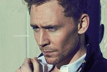 Tom Hiddleston / One of the boys who ruled my heart.