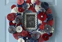 Patriotic / by Laura Carver