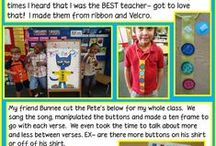Pete The Cat / by Lindsey Franklin