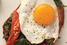 Breakfast, Lunch & Dinner - healthy (mostly) / by K Kraft