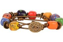 Kazuri Beads / Antelope Beads is your online shopping source for certified fair trade Kazuri Beads.  Come take a look at http://www.antelopebeads.com