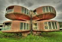 Awesome Architecture / Interesting Buildings & Other Architecture / by Barbara Blackwood