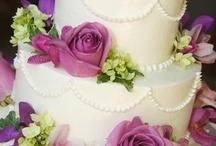 Wedding Cakes / by Barbara Blackwood