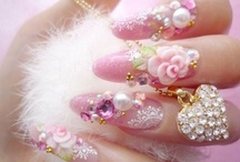Nice Nails  / French Manicure, Nail Polish