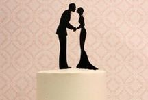 Wedding Cakes / by Walter Wilson Studios Inc.
