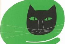 Cats / by Kirstyn Cogan