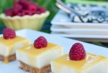 Food..Cheesecake / by Christine Campbell