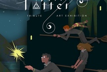 Harry Potter / by Alan Downs