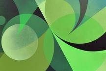 Green / by Kirstyn Cogan