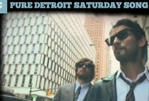 Pure Detroit Saturday Song / by Pure Detroit