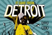 Detroit cinema / by Pure Detroit