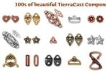 Riveting Findings & Tools / We now carry Riveting Tools & Leather Findings for 5mm & 10mm Flat Leather Cord. All findings were designed to be easy to use & fun making unique designs.  We have Links, Rivets, Bracelet Bars, End Caps, Toggles, Clasps & more.