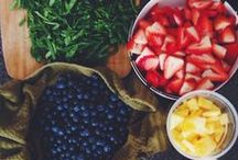 Fuel Your Body / Clean eating, fresh foods