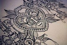 Tattoos  / by Sara Lingerman