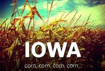 No Need To Do Your Hair; You're In Iowa / by Danielle Robertson