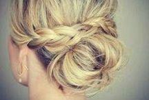 Style me pretty- Hair / by Lemonade Makin Mama