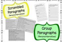 4th Grade: Writing / by Jennifer D'Amato-Figueroa