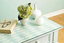 Hey Let's DECORATE / Great tutorials for making things for every room in your house, including both furniture, decor, and other tips and tricks. / by Hey, Let's Make Stuff