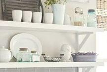 Home: Kitchen / by Hey, Let's Make Stuff {Cori George}