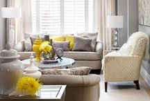 Home: Living Room / Favorite, inspiring living rooms.  / by Hey, Let's Make Stuff {Cori George}