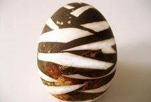Easter / Easter Decorations and Easter Eggs / by K Kraft