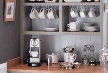 organize yourself- cabinetry / by Lemonade Makin Mama