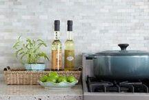 Living Spaces- kitchens / by Lemonade Makin Mama