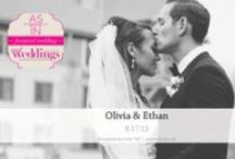 Featured Real Wedding: Olivia & Ethan {from the Summer/Fall 2014 Issue of Real Weddings Magazine} / Olivia & Ethan-Featured Real Wedding from the Summer/Fall 2014 issue of Real Weddings Magazine, www.realweddingsmag.com. Photos by and copyright Studio THP, www.studiothp.com; Venue: Northstar California Resort, www.TahoeweddingCollection.com; Linens/Rentals: www.CamelotPartyRentals.biz. See more here: http://www.realweddingsmag.com/featured-real-wedding-olivia-ethan-from-the-summerfall-2014-issue-of-real-weddings-magazine/