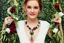 Collection: Secret Garden Collection / Limited edition release... A touch of modern glamour and vintage style inspired by the most classic blooms... Shop the Secrets Spring/ Summer 2014 Collection in stores today... http://goo.gl/wXak5Z / by Secrets Shhh