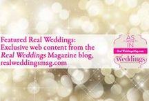 Featured Blog Real Weddings / Sacramento area weddings featured on www.realweddingsmag.com.