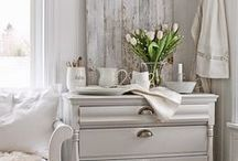 Nordic Style / Beautiful Scandinavian ideas inspired by Norway and Sweden.