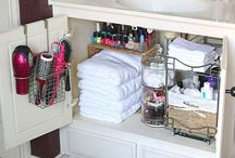 Organization Hacks / by Becky Songy