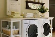 Dream Home - Laundry Room / by Becky Songy