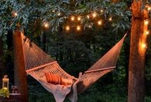 Dream Home - Outdoor Sanctuary / by Becky Songy