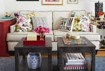 Dream Home - Living Room / by Becky Songy