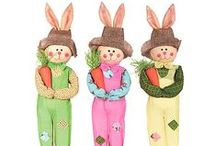 Easter Floral Decorations and Supplies / Essential supplies for Easter floral decor.