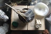 Sacred Space / Sacred spaces, spirituality, altars, mediation