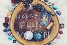 Moon Magic / Moon rituals, phases, and inspiration | #moonmagic #moonchild #moonritual #moonmanifesting