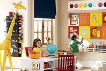 Indoor Playrooms / Indoor Playroom Ideas for Parents