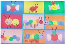 Art & Craft Activities for Kids / Art and Craft Activity ideas which parents and teachers can use with their kids and students.