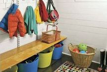 Organized Mud Rooms / by Aby Garvey | simplify 101