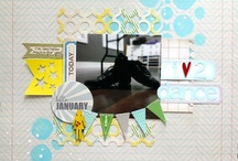 Scrapbooking Inspiration / by Sarah Hulsey